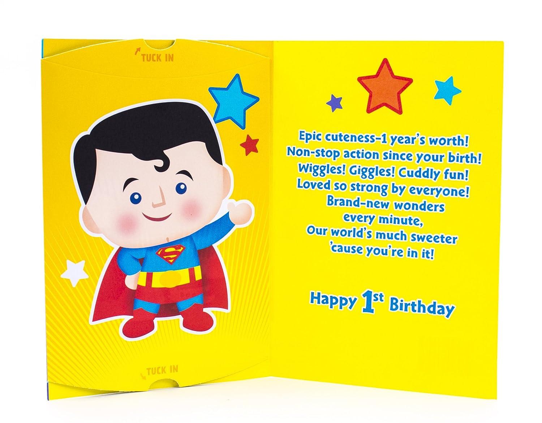 Amazon Hallmark 1st Birthday Greeting Card For Boy Pop Up
