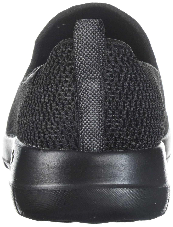 Skechers Damen Go Go Damen Walk Joy Slip On Sneaker, grau Schwarz (schwarz) d478ac