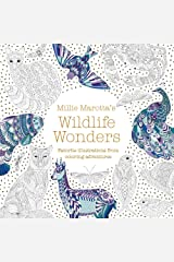 Millie Marotta's Wildlife Wonders: Favorite Illustrations from Coloring Adventures (A Millie Marotta Adult Coloring Book) Paperback