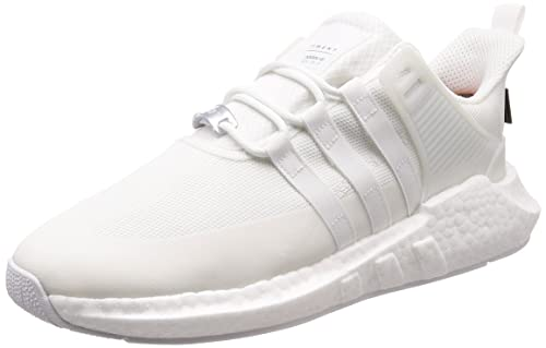 Zapatillas adidas - Eqt Support 93/17 blanco/negro/rosa talla: 44-2/3: Amazon.es: Zapatos y complementos