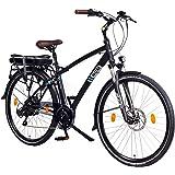 "NCM Hamburg E-Bike City Rad, 250W, 36V 13Ah 468Wh Akku, 28"" Zoll"