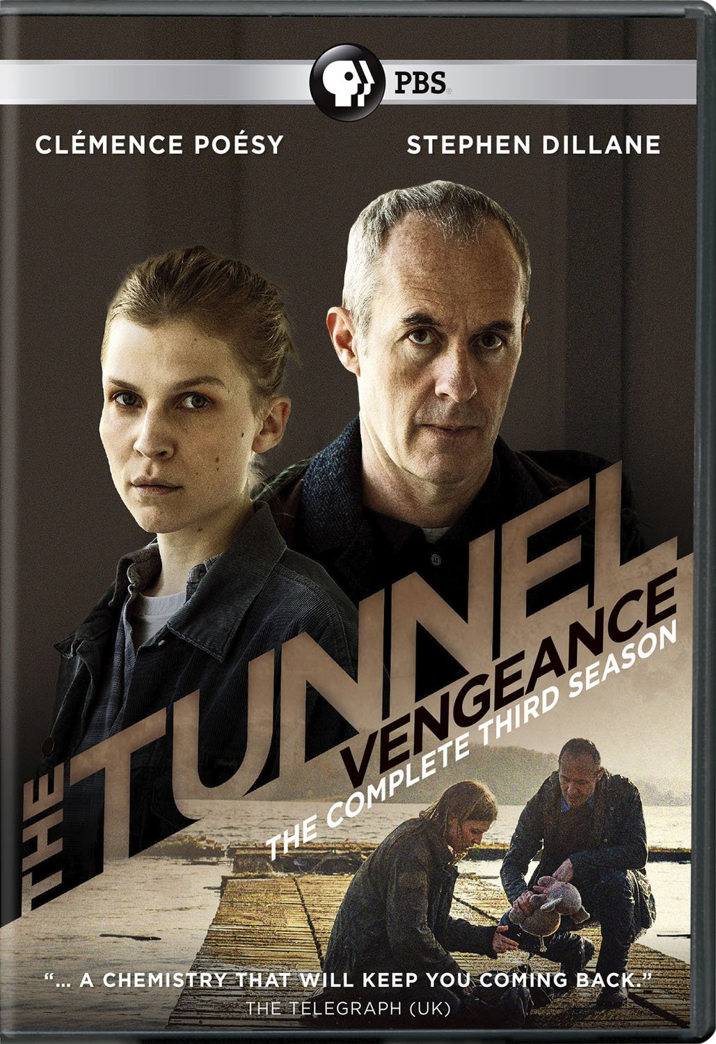 The Tunnel: The Complete Third Season - Vengeance (2 Pack, 2PC)