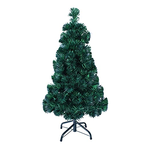 The Benross Christmas Workshop 180 cm/ 6 ft Fibre Optic Christmas Tree,  Green: Amazon.co.uk: Lighting - The Benross Christmas Workshop 180 Cm/ 6 Ft Fibre Optic Christmas