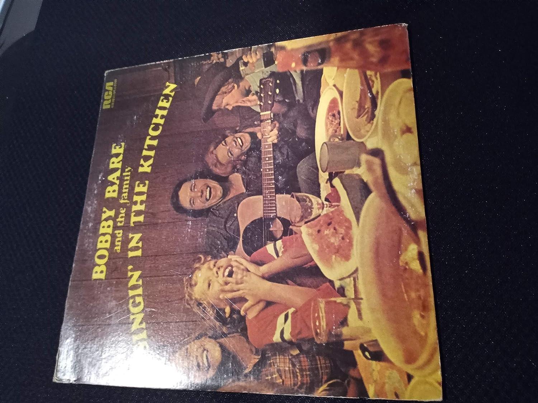 Bobby Bare Singin In The Kitchen Amazon Com Music