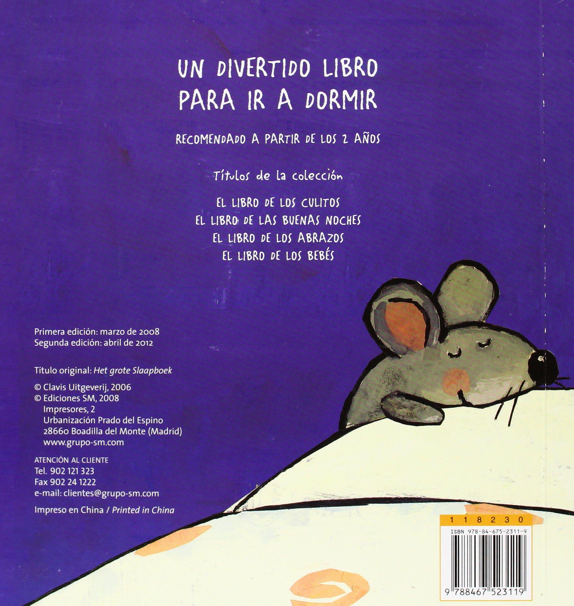 El libro de las buenas noches (Libros de cartón): Amazon.es: Guido van  Genechten: Libros
