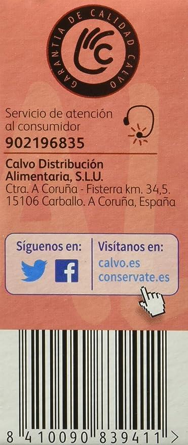 Calvo Ensalada Rusa con Atún - 150 g: Amazon.es: Amazon Pantry