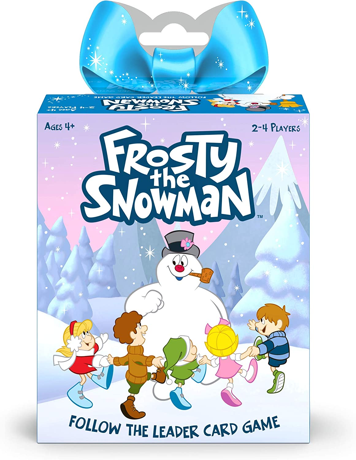 frosty the snowman game