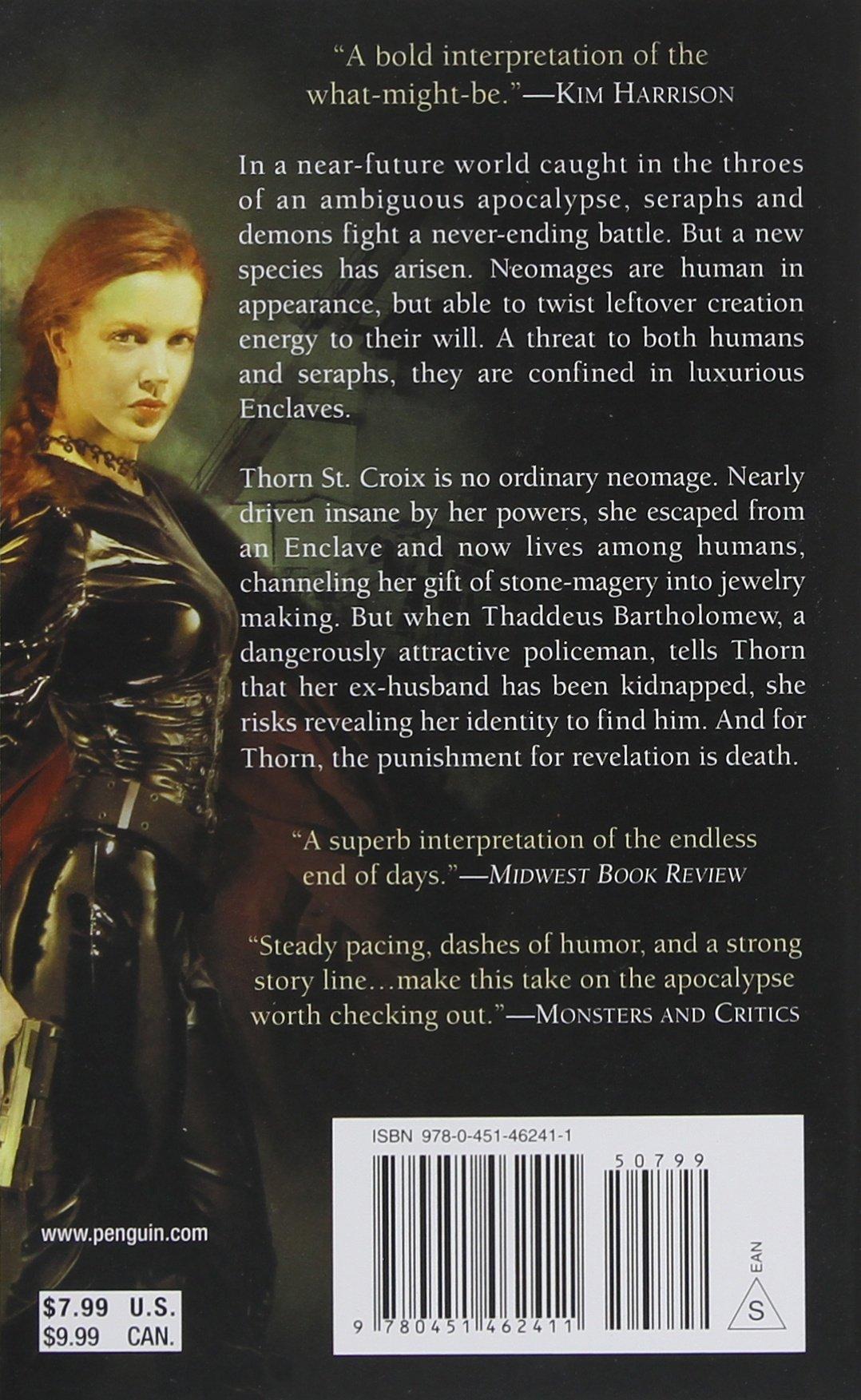Bloodring (thorn St Croix): Faith Hunter: 9780451462411: Amazon: Books