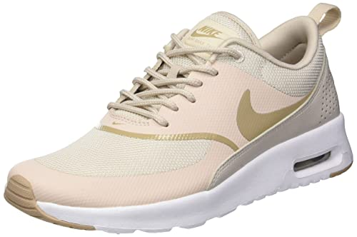 check out 00167 edc7c Nike Women s s Air Max Thea Low-Top Sneakers Beige (Desert Sand White 033
