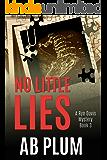 No Little Lies: A Ryn Davis Mystery (Ryn Davis Mystery Series Book 3)