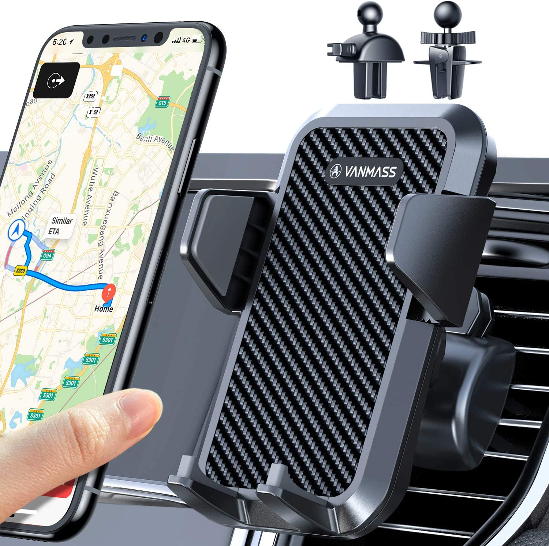 Vanmass Handyhalterung Auto Lüftung 2021 Handyhalter Elektronik