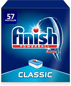 Finish Classic Regular Pastillas para el Lavavajillas - 57 ...