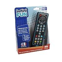Tech Too Infiny Fun - S13880- Télécommande Éducative Bilingue - Jouet, S13880