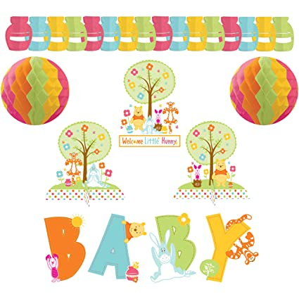 Amazon Winnie The Pooh Little Hunny Baby Shower Room