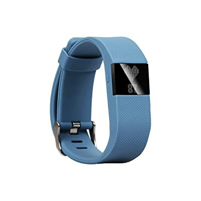 BlueWeigh Rainbow HR Fitness Activity Tracker with Sleep and Heart Monitors