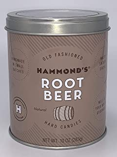 product image for Hammond's Candies All Natural Root Beer Drops