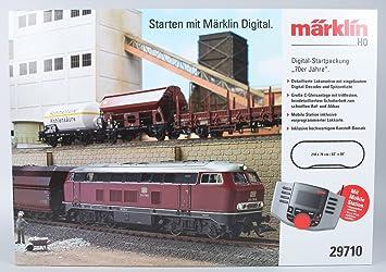 Märklin 29710 - Set de iniciación digital para maquetas de ...