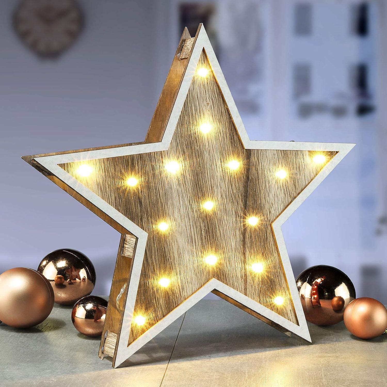 150 streudeko mesa bricolaje estrella estrellas asterisco decorativas set navidad Xmas