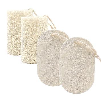 Paquetes de 4 esponjas de cocina 100% Pure, antimoho ...