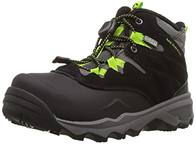 afafd51d Amazon.com | Merrell Kids' Thermoshiver Snow Boot | Boots