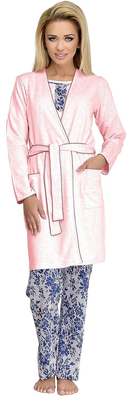 Merry Style Batas Ropa de Cama Interior Lencería Mujer 1047: Amazon.es: Ropa y accesorios