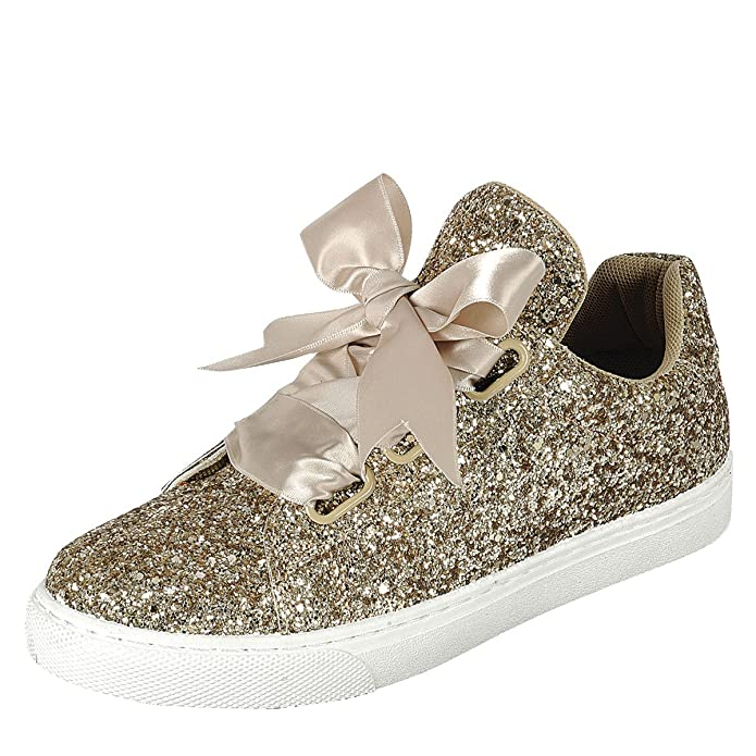 1dcefd62f Amazon.com | Forever Link ULTRA-41 Lady Sneakers | Fashion Sneakers