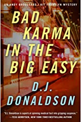 Bad Karma in the Big Easy (The Andy Broussard/Kit Franklyn Mysteries Book 7) Kindle Edition