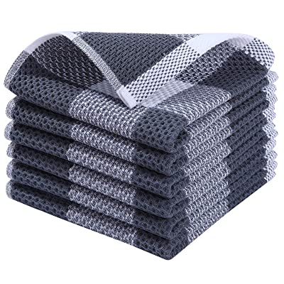 3PCS Fine Dishcloth Square Kitchen Dish Washing Cleaning Towel Dish Cloth Rag TO