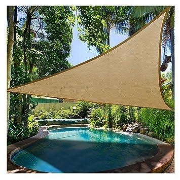 prom near sonnensegel balkon markise dreieck wasserfest sonnensegel garten terrasse pool schatten segel a