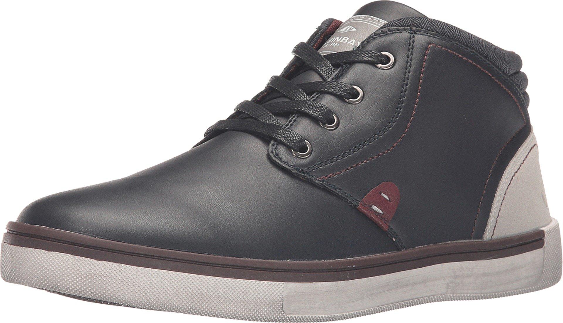 UNIONBAY Men's Mabton Chukka Boot Navy Sneaker 10 M