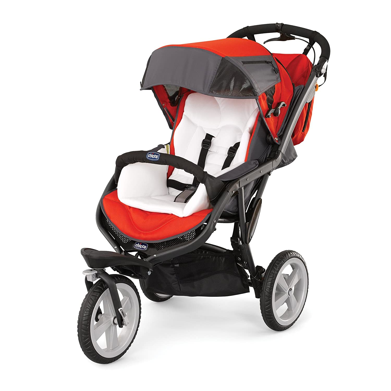 Amazon Chicco S3 All Terrain Stroller Fuego Discontinued by