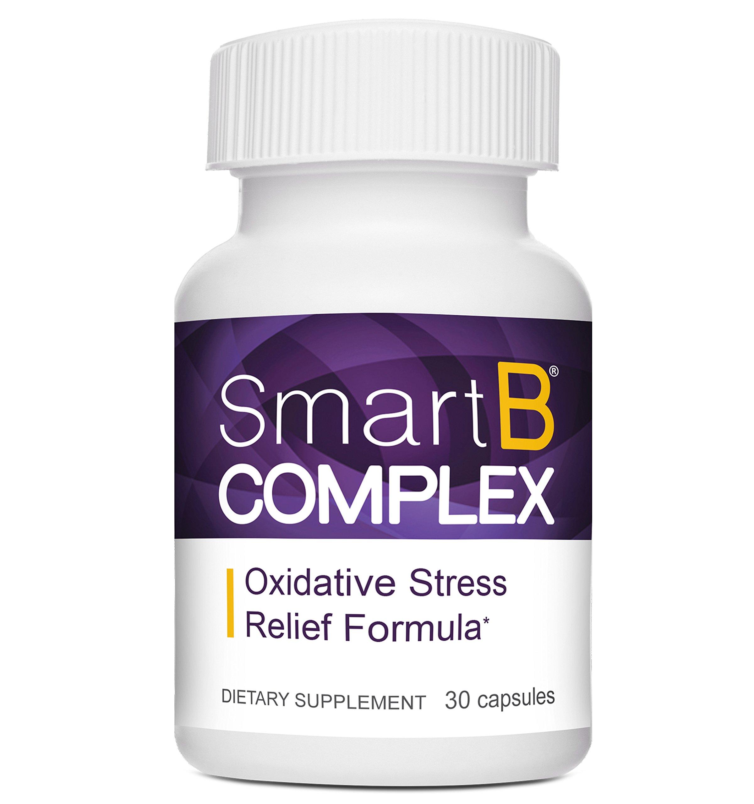 Smart B-Complex - Oxidative Stress Relief Formula