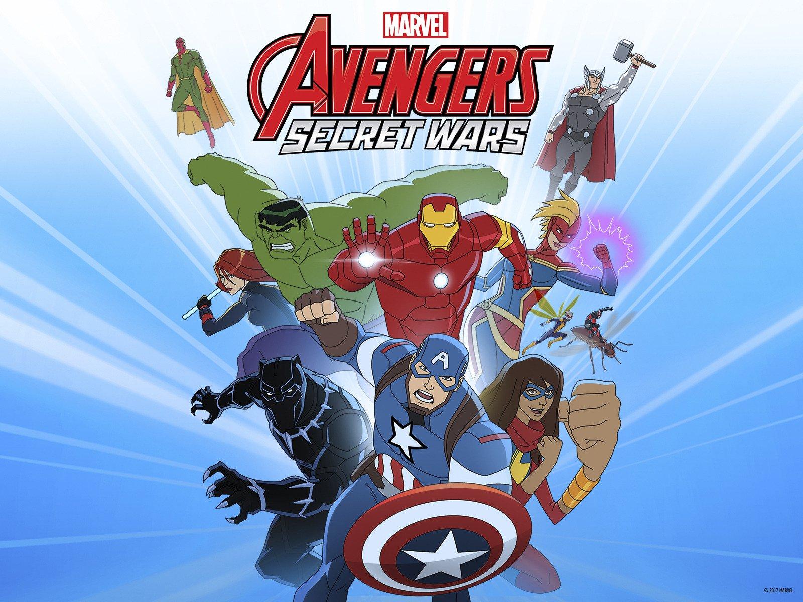 Marvels Avengersemble