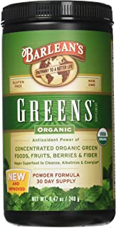 product image for Barlean's Greens Powder 8.46 Ounce