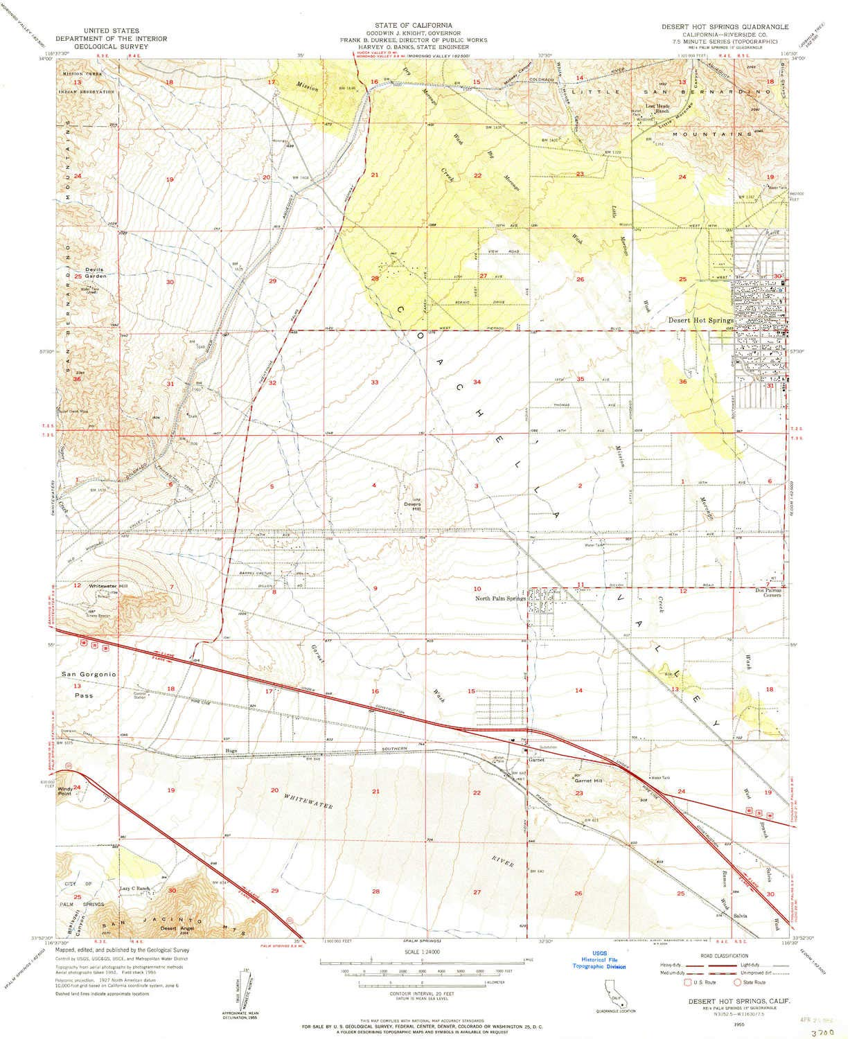 Amazon.com : YellowMaps Desert Hot Springs CA topo map, 1 ... on map of north palm beach county, map of spring valley, map of tarpon springs fl, map of thermal, map of royal palm beach, map of w palm beach, map of sun city palm desert, map of the inland empire, map of laytonville, map of las vegas, map of highland, map of the greenbrier, map of silver spring, map of steamboat springs colorado, map of thousand palms, map of eureka springs arkansas, map of west palm, map of seattle area, map of cancún, map of topanga,
