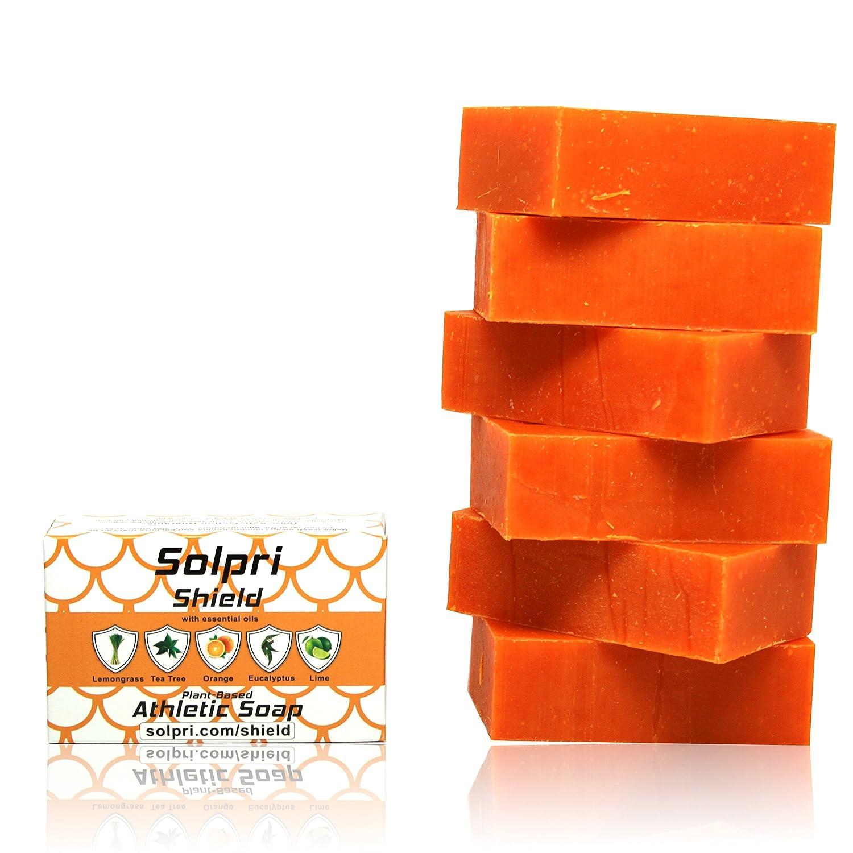 Solpri Shield Antifungal Soap Bar antifungal soap cvs