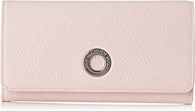 Mandarina Duck Mellow Leather Portafoglio, cartera. para Mujer, 3x10x14.5 cm (W x H x L)