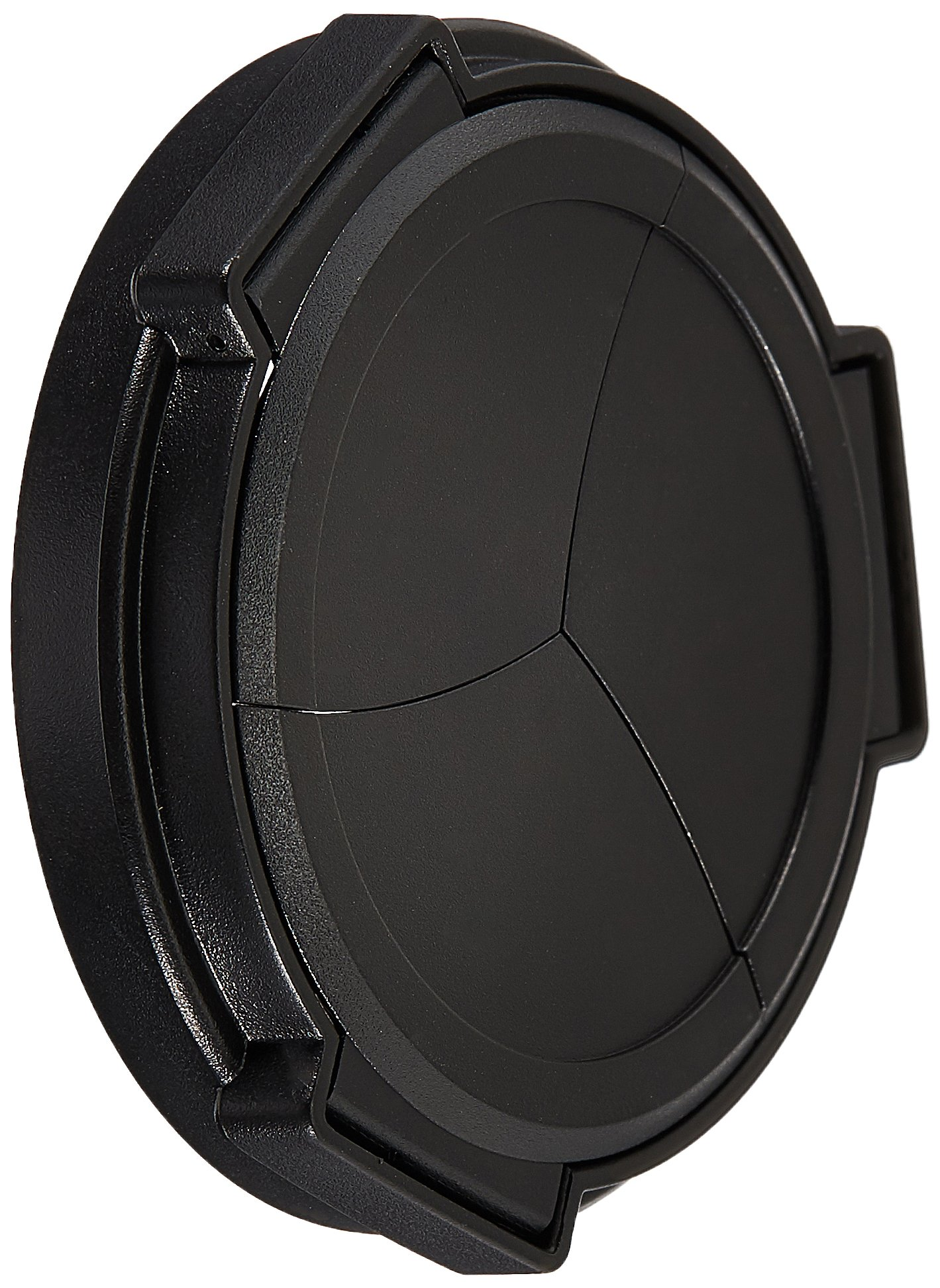 JJC ALC-LX100 Auto Open and Close Lens Cap For Panasonic LUMIX DMC-LX100 LEICA D-LUX(Typ 109) Camera (Black) by JJC
