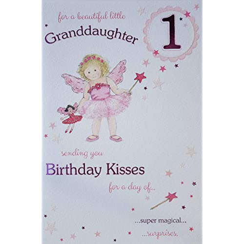 Birthday Cards For Granddaughter Amazon