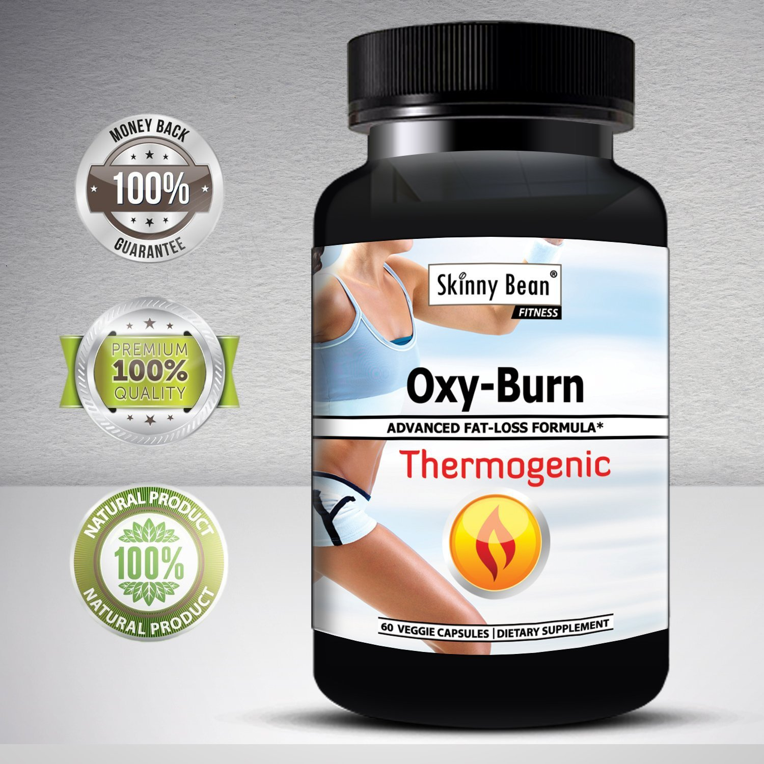 Keto OXY Burn KETOGENIC Fat Burners for Women and Men