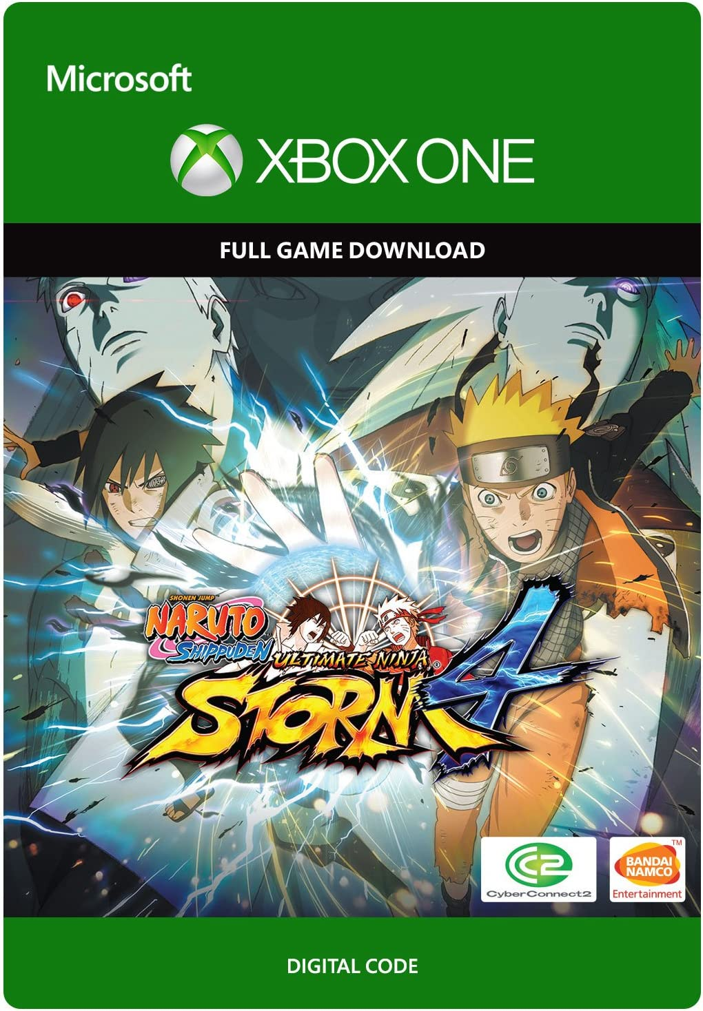 Amazon.com: Naruto Ultimate Ninja Storm 4 - Xbox One Digital ...