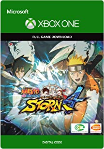 Naruto Ultimate Ninja Storm 4 - Xbox One Digital Code