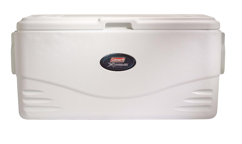 Coleman Coastal Xtreme Series Marine Portable Cooler, 100 Quart ...