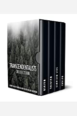 Transcendentalists Collection (Illustrated): Walden, Walking, Self-Reliance and Nature Kindle Edition