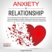 Anxiety in Relationship: 2 Books in 1