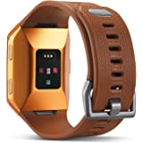 For Fitbit Ionic Bands, Marval Power Soft TPU Replacement Fitness Accessory Sport Straps Wristband for Fitbit Ionic Smartwatch Men Women, Large Small