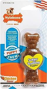 Nylabone Puppy Chew Ring Bone