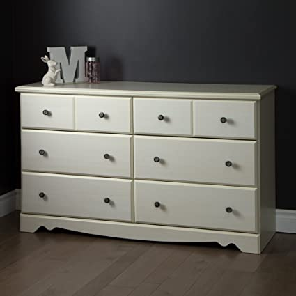 dresser white zin gray drawers reclaimed wood home aria wash drawer