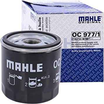 Mahle Knecht Oc 977 1 Öllfilter Auto