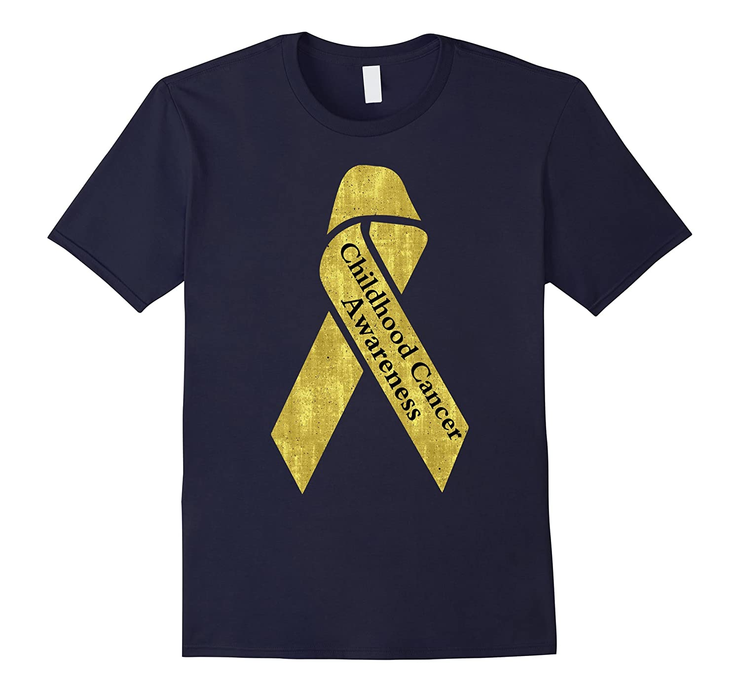 Childhood Cancer Awareness T shirt - Go Gold Tshirt-FL